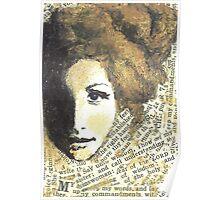 Lady Wisdom Poster