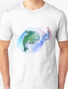 MakoHaru Watercolor Unisex T-Shirt
