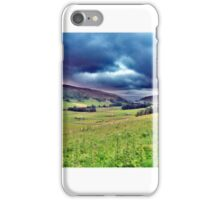 Littondale, North Yorkshire Dales iPhone Case/Skin