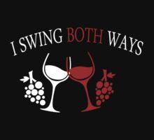 I SWING BOTH WAYS by imgarry