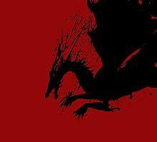 Dragon logo by WilDodo