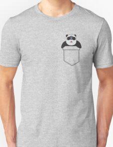 Panda In A Pocket T-Shirt
