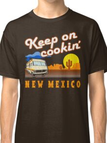 Keep on Cookin'! ('80s Vintage Distressed Look) Classic T-Shirt