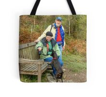 Tarn and the Yankee Tourists Tote Bag