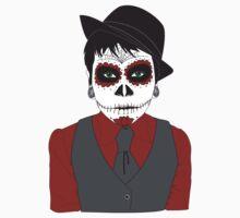 Skull Boy by Sarah LovesCats