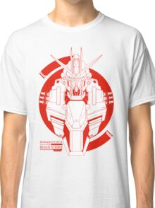 GAT-X105B Build Strike Gundam Classic T-Shirt