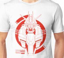 GAT-X105B Build Strike Gundam Unisex T-Shirt