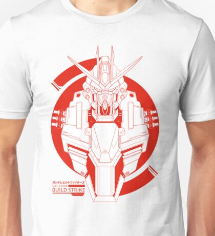 GAT-X105B Build Strike Gundam Unisex T-Shirt