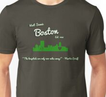 Boston Tourism Unisex T-Shirt