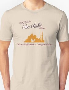 Abu Dhabi Tourism T-Shirt