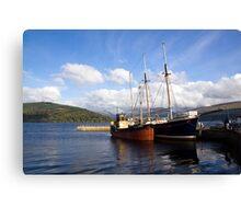 Loch Fyne Canvas Print