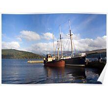 Loch Fyne Poster