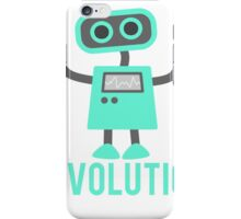 Robot Revolution Uprising iPhone Case/Skin