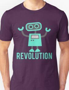 Robot Revolution Uprising T-Shirt