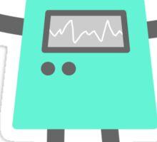 Robot Revolution Uprising Sticker