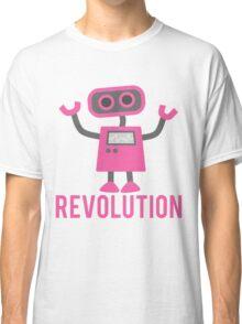 Robot Revolution Uprising Classic T-Shirt