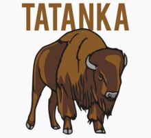 Buffalo Tatanka by mralan