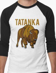 Buffalo Tatanka Men's Baseball ¾ T-Shirt
