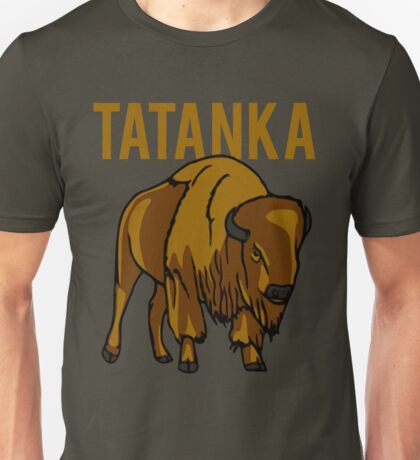 Buffalo Tatanka Unisex T-Shirt