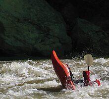 Kayaking by Mark Malinowski