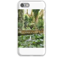 Castle Ashby Lillies iPhone Case/Skin