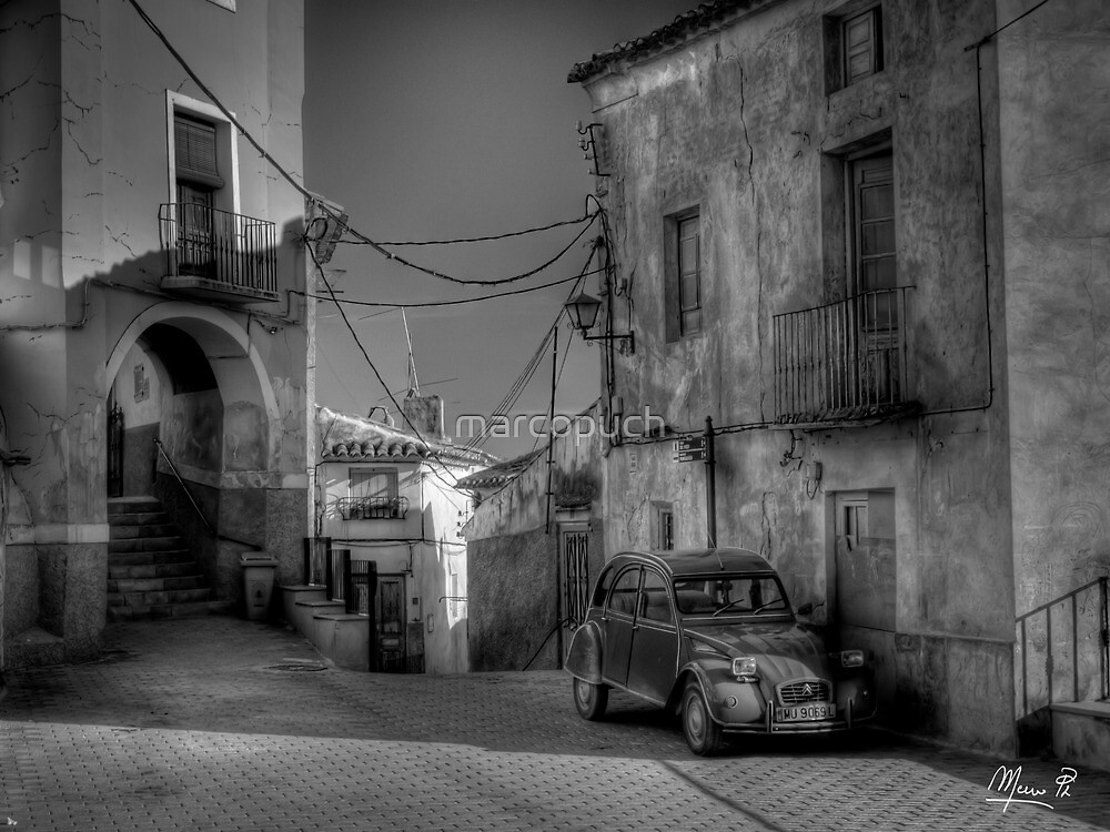 The small square by marcopuch