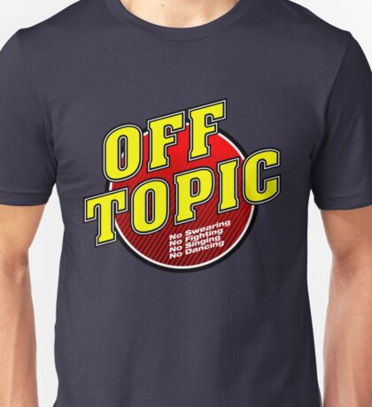 Off Topic T-Shirt