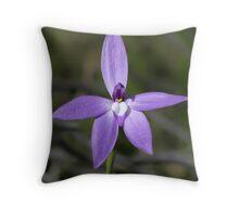 ~ Purple Cockatoo ~ Throw Pillow