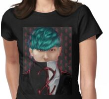 Z.TAO Womens Fitted T-Shirt