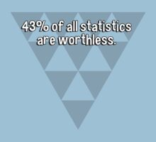 43% of all statistics are worthless. by margdbrown
