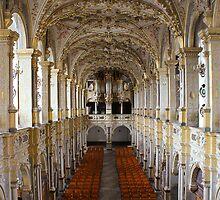 Frederiksborg Castle Church in Hillerød, DENMARK by Atanas Bozhikov Nasko