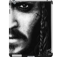 Johnny Depp Jack Pparrow iPad Case/Skin