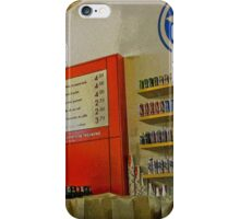 big on little burgers iPhone Case/Skin