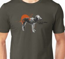 The last dog (on earth) Unisex T-Shirt