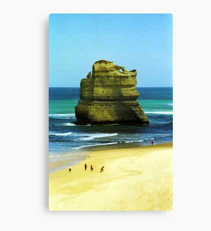 Gibson's Steps, Great Ocean Road Canvas Print