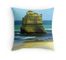 Gibson's Steps, Great Ocean Road Throw Pillow
