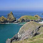 The coast line by Steve plowman