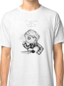 Kurt Plush Classic T-Shirt