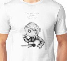 Kurt Plush Unisex T-Shirt