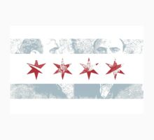Chicago Al Capone Flag by iEric