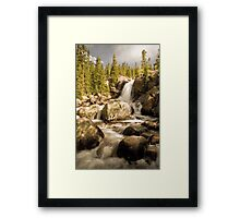 Alberta Framed Print