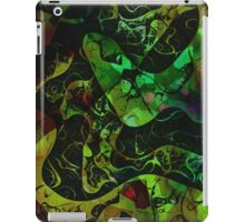 Abstract DM 03 iPad Case/Skin