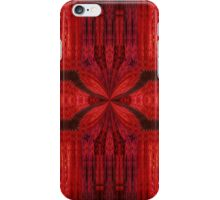 The Red Shawl iPhone Case/Skin