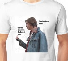 Breakfast Club - Middle Finger Unisex T-Shirt