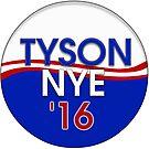 Tyson-Nye 2016 by bmgdesigns