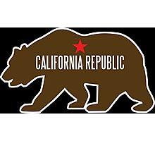 California Republic Photographic Print