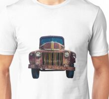 Rusty Ford Pickup Truck Unisex T-Shirt