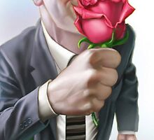 Stop and smell the roses. by Jim rownd