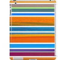 Colorful Striped Seamless Pattern iPad Case/Skin