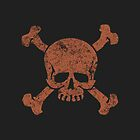 Skull and Crossbones by DWS-Store
